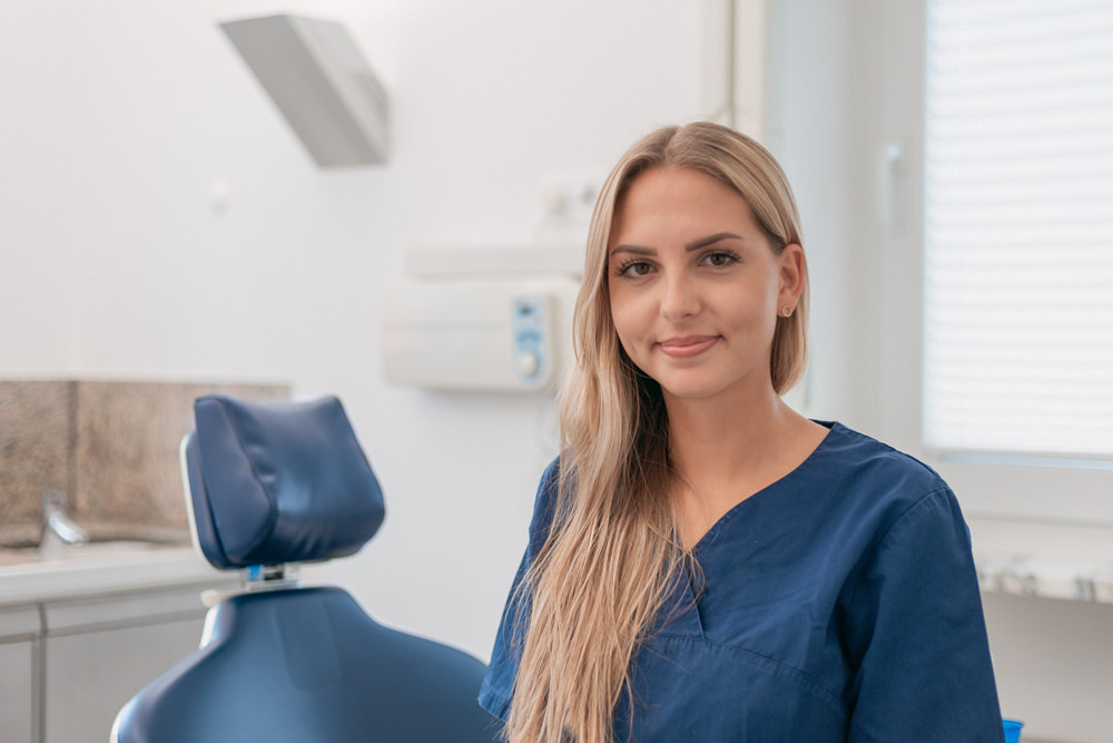 Zahnarzt Giesing - Dr. Koenigsfeld & Kollegen - Team - Alina Zens