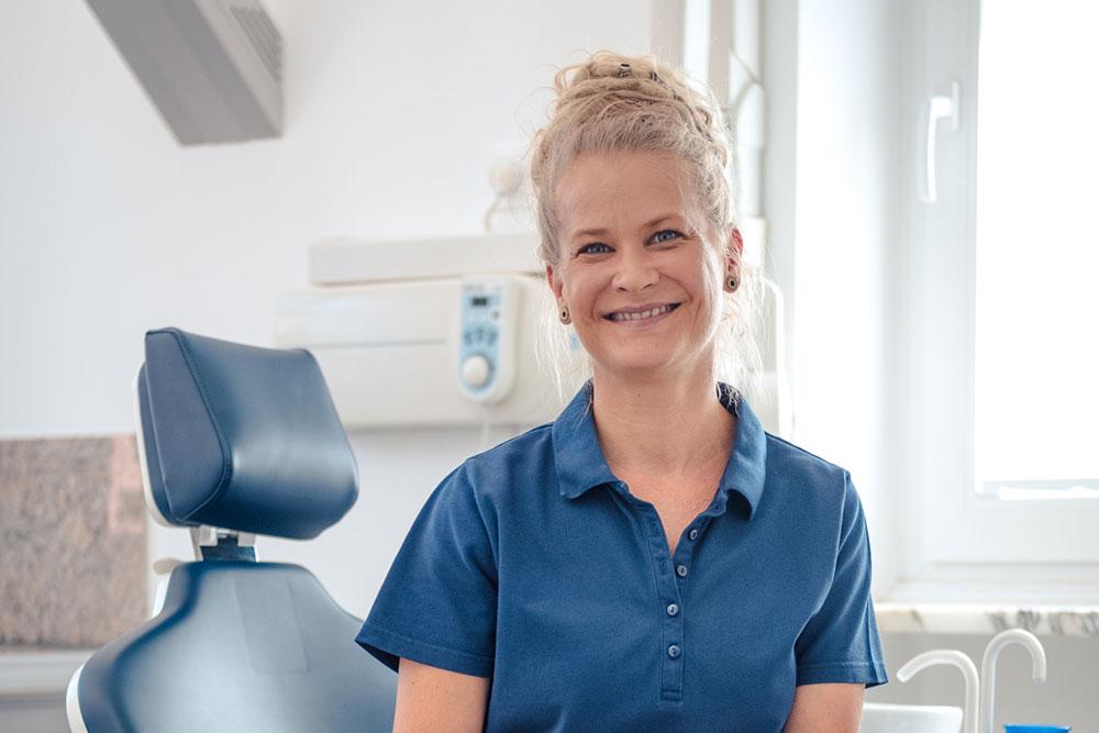 Zahnarzt Giesing - Dr. Koenigsfeld - Team - Daniela Scheible
