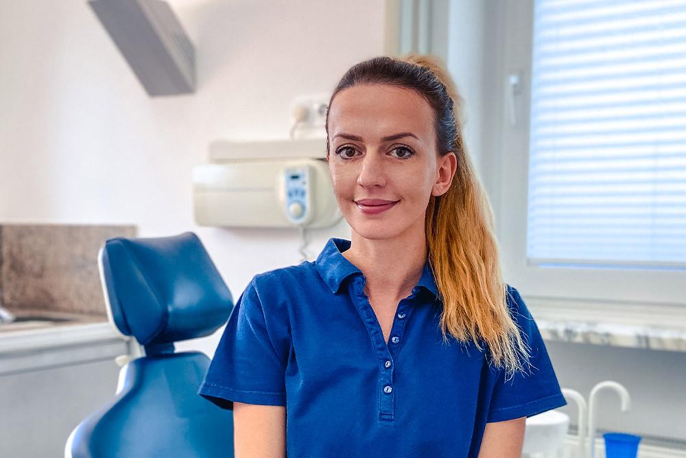 Zahnarzt Giesing - Dr. Koenigsfeld & Kollegen - Team - Zyla Hamiti