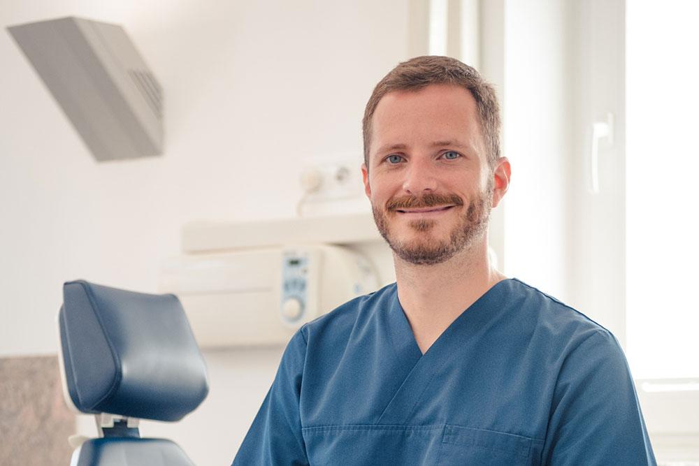 Zahnarzt Giesing - Dr. Koenigsfeld & Kollegen - Team - Jürgen Frisch