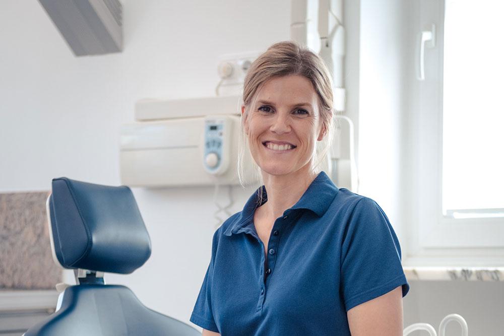 Zahnarzt Giesing - Dr. Koenigsfeld - Team - Hélène Frison